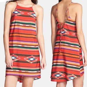 ASTR The Label Aztec Southwestern Tribal Dress